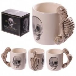 Mug en céramique - Anse squelette