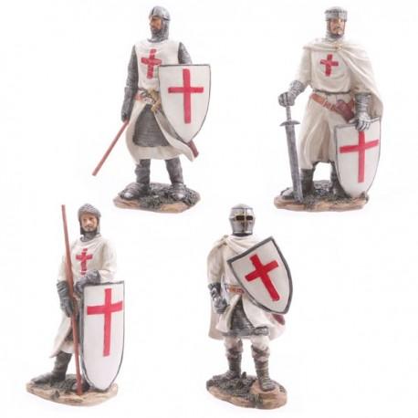 Chevalier des Croisades Debout