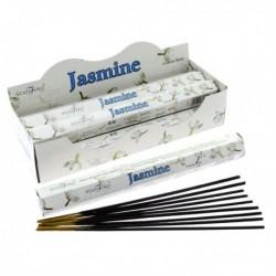 Encens Stamford Premium Hex - Jasmin ~ Lot de 6 ~
