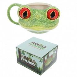 Mug tête de grenouille (rainette)