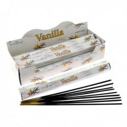 Encens Stamford Premium Hex - Vanille ~ Lot de 6 ~