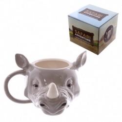 Mug tête de rhinocéros