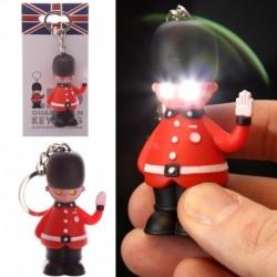 Porte-clés avec lumière et son - Garde royal