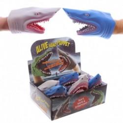 Marionnette à main tête de requin