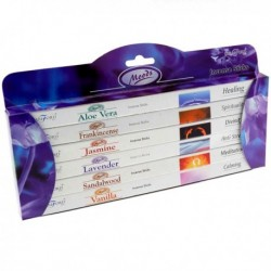 Pack de 6 paquets d'encens Stamford, Humeurs