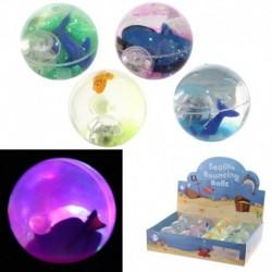 Balles rebondissantes- Vie marine