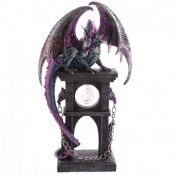 Figurine Dragon des glaces collection Dark Legends