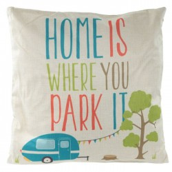 Coussin Camping - Vacances...