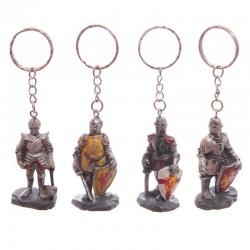 Porte-clés Chevalier Médiéval
