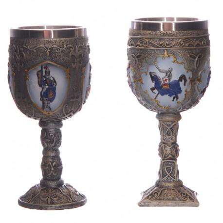 Coupe décorative Chevalier