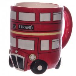 Mug Bus Anglais Nouveau Design