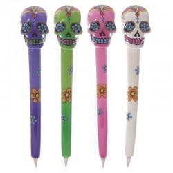 Crayon Jour Des Morts Mexicains
