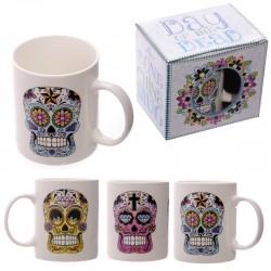 Mug porcelaine - Jour Des Morts Mexicains