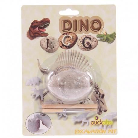 Kit de Fouille Dino brillant dans le noir