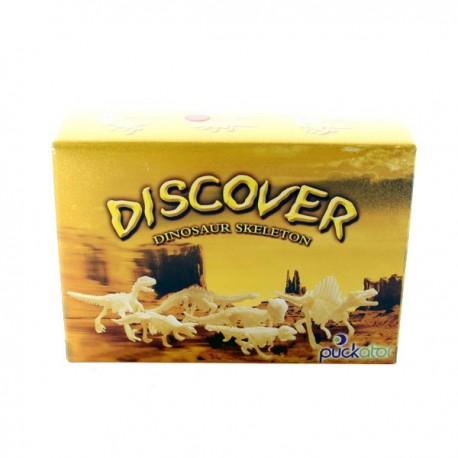 Kit de Fouille Squelette Petit Dinosaure