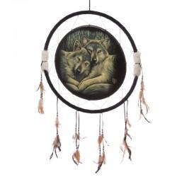 Attrape-rêve par Lisa Parker - 62 cm - Loup