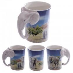 Mug avec Anse Éléphant