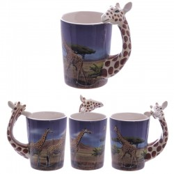 Mug avec Anse Girafe