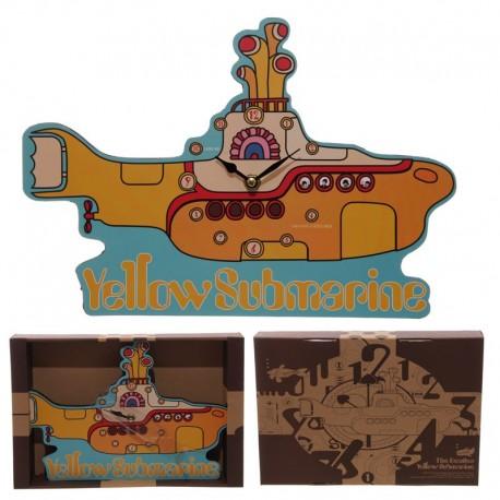 Horloge Sous-marin jaune - Licence The Beatles