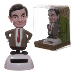 Figurine solaire - Mr. Bean