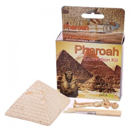 Kit de fouille - Momie égyptienne et pyramide