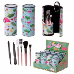 Kit de maquillage Flamants roses
