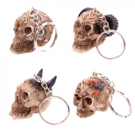 Porte-clefs Crâne